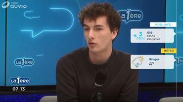 """Élèves flamands et francophones sèchent les cours pour le climat: """"Pourquoi aller en cours si on n'a pas d'avenir?"""""""