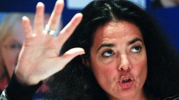 La sénatricle libérale Christine Defraigne.