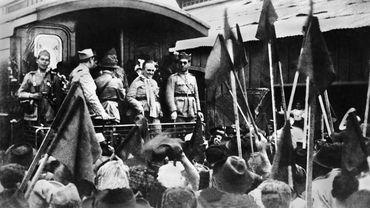 Prise du pouvoir par Getulio Vargas en 1930