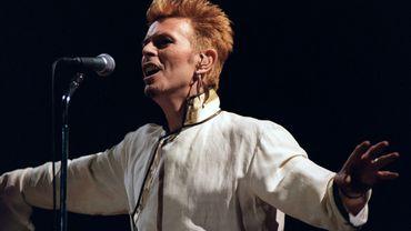 Bowie, légende de la musique