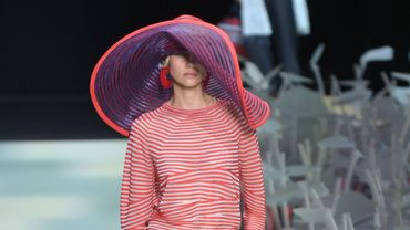 Giorgio Armani - Fashion Week Milan - Printemps-été 2016
