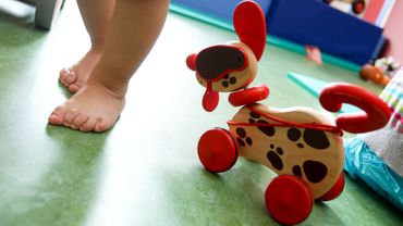 Un jouet en bon état peut avoir une nouvelle vie auprès d'un autre enfant.