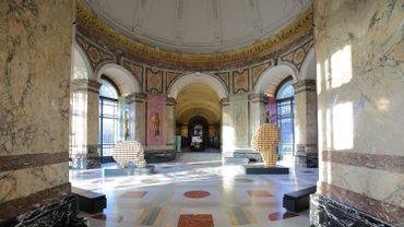 La rotonde de l'AfricaMuseum
