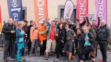 Les 100km de CAP48 : un défi sportif et solidaire relevé par les radios et l'info de la RTBF