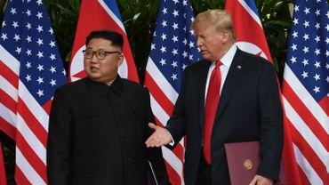 """Sommet Trump-Kim: l'UE salue """"une étape capitale et nécessaire"""""""