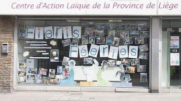 Fieris Féeries : La préparation de la parade 2017