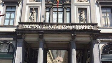 Les Galeries Royales St-Hubert