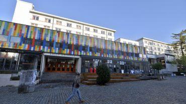 Campus du Solbosch, Bruxelles