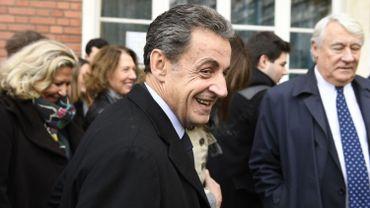 Nicolas Sarkozy rejoint le conseil d'administration d'AccorHotels.