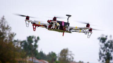 La Province  de Luxembourg a décidé de se doter d'un drone professionnel.