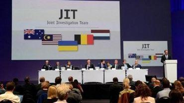 """""""Etant donné la nature convaincante des preuves, la Russie devrait respecter les résultats qui ont été présentés, plutôt que de remettre en question l'investigation et de semer le doute"""", a déclaré Bert Koenders."""