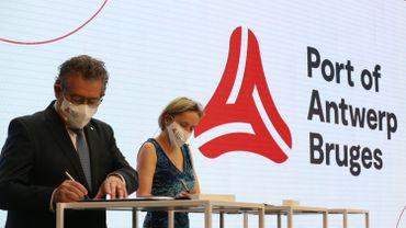 Les ports d'Anvers et de Zeebrugge vont fusionner