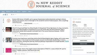 De plus en plus de personnes cherchent des diagnostics de maladies sexuellement transmissibles sur le réseau social Reddit.
