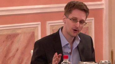 Edward Snowden est apparu dans une vidéo pour la première fois depuis son exil en Russie