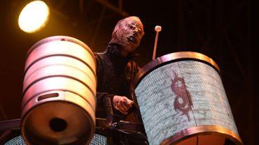 Slipknot : l'identité de Tortilla Man révélée accidentellement