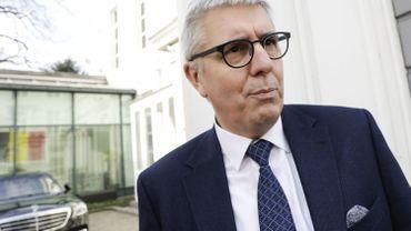 Le CEO de la FEB Pieter Timmermans