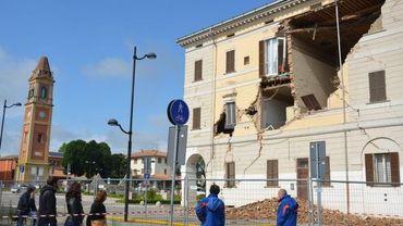 La maison communale de Sant'Agostino