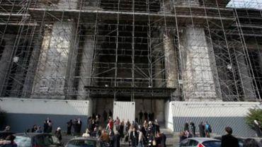 """Palais de Justice de Bruxelles: """"Nous demandons la fermeture du palais"""""""