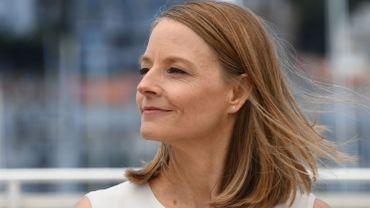 """Jodie Foster a présenté """"Money Monster"""" à Cannes"""