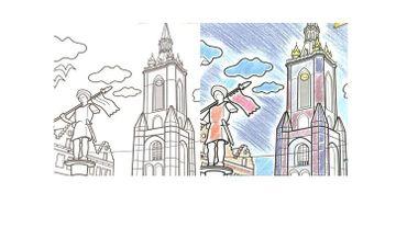 Tournai Color Challenge