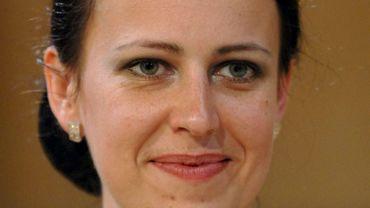 Bernadetta Grabias, 2e lauréate 2008