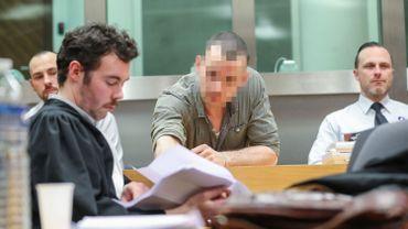 L'accusé Giovanni Damilot, ce 05 février 2020 à Arlon