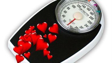 Les couples heureux prennent du poids...