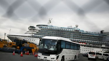 les passagers toujours à bord du Diamon Princess devront poursuivre la quarantaine prévue jusqu'au 19 février.