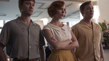 """""""Le Jeu de la dame"""" a été visionné par quelque 62 millions de comptes, a récemment révélé Netflix."""
