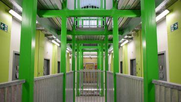 Deux ans de travaux ont débuté à la prison de Namur