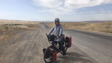 Une grenade à vélo: escale en Irak