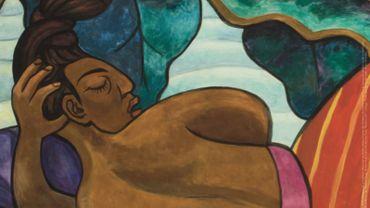 Des oeuvres de Frida Kahlo, Diego Rivera et de Orozco exposées au Grand Palais à Paris