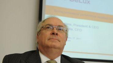 Erik Dralans, CEO de ING Belgique