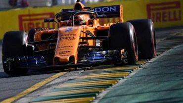 Cinq mille euros d'amende pour l'ecurie McLaren suite à l'arrêt de Stoffel Vandoorne