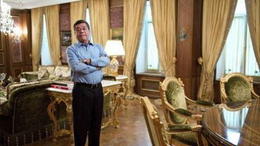 Le milliardaire Patokh Chodiev est attendu mercredi en commission d'enquête parlementaire Kazakhgate.