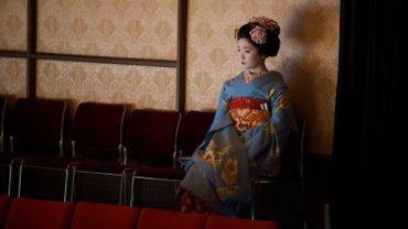 Le monde très secret des maiko, ces apprenties-geishas, dévoilé en Belgique