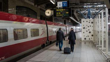 Près d'un quart des plaintes au médiateur du rail en2019 lié à un voyage international