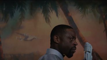 "Jodie Foster, Sterling K. Brown et Jeff Goldblum dans la bande-annonce du film ""Hotel Artemis"""