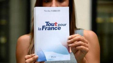 Présidentielle française: Sarkozy propose une baisse massive d'impôts