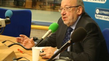 """Louis Michel: """"Le nationalisme conduit toujours à l'exclusion"""""""