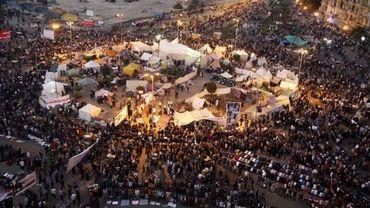 Egypte: appel au rassemblement des manifestants place Tahrir