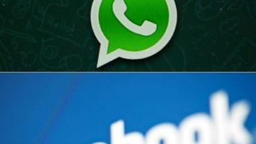 La Commission européenne a condamné Facebook pour renseignements inexacts concernant son rachat de WhatsApp