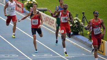 Notre 4x400m en finale des Mondiaux de Moscou