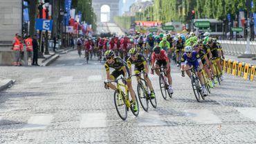 Vivez le Tour de France et les étapes belges sur la RTBF