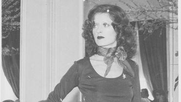 Tailleur-jupe Collection haute couture printemps-été 1971 - Yves Saint Laurent