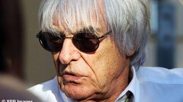 Ecclestone réagit aux accusions de Mercedes