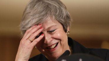 Theresa May sur un siège éjectable ?