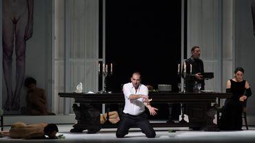 A la Monnaie, le drame de Tosca dans les yeux de Pier Paolo Pasolini