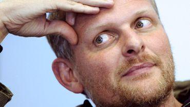Le directeur de théâtre allemand Thomas Ostermeier