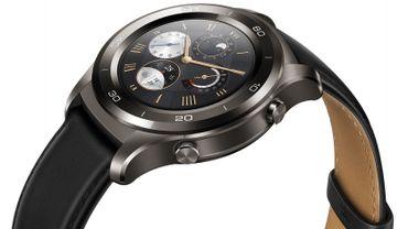 La Watch 2 de Huawei a été dévoilée en 2017 au Mobile World Congress.